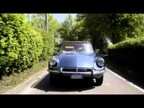 Test Drive the 1966 Citroen DS 21! - YouTube