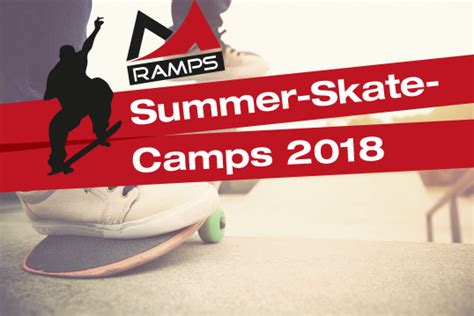 Skate Camps 2018 in Perchtoldsdorf - M-ramps