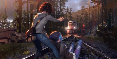 Here's a new video for Life is Strange: Episode 2 - Out of