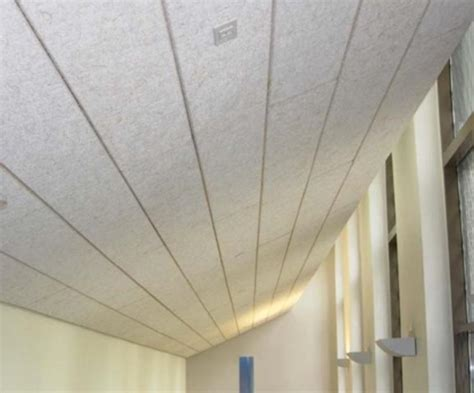 1 1/2 in x 47 3/4 in x 8 ft Tectum Direct-Attached Beveled