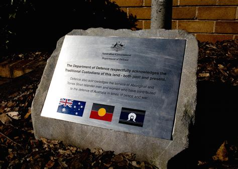 Cameragal Country recognised at HMAS Penguin | Navy Daily