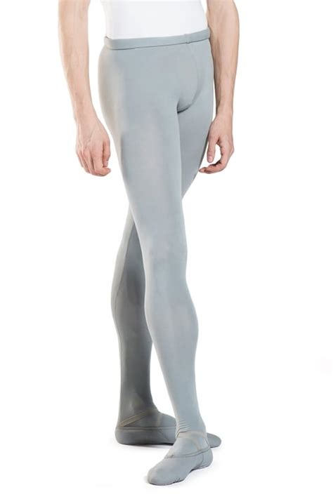 Wear Moi Boys' and Men's Solo Footed Tights   Dancewear