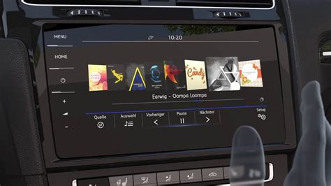 Gesture Control included with Discover Navigation Pro