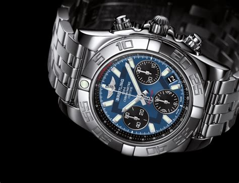 My Breitling made to measure - Breitling Chronomat 41